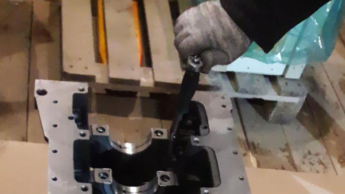 Сборка двигателя нашими специалистами