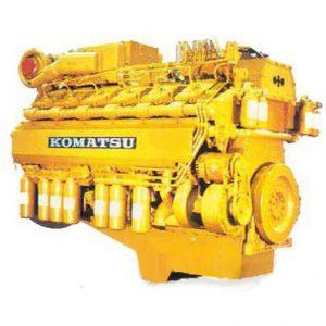 Запчасти двигателей KOMATSU