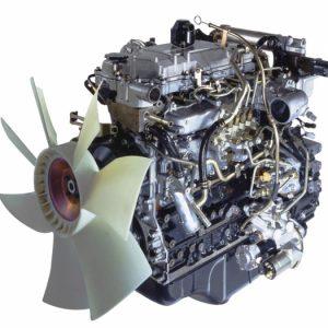 Запчасти двигателей ISUZU