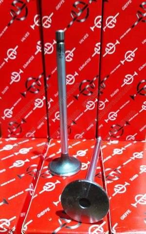 6745-41-4160, 6745-41-4161, 6744-41-4040, 6746-41-4120 Клапан впускной Komatsu S6D114E-3