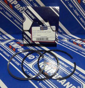 6754-39-2010 Поршневые кольца 0,50мм Komatsu