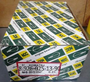 6210-29-8010 Вкладыши 0,25 коренные комплект