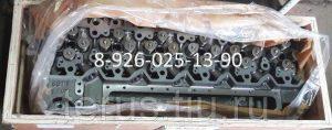 6754-11-1211, 6754-11-1210, 6754-11-1101 Головка блока цилиндров (ГБЦ) Komatsu PC200-8, WA250