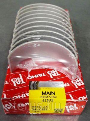 6204-21-8100 Вкладыши STD коренные комплект