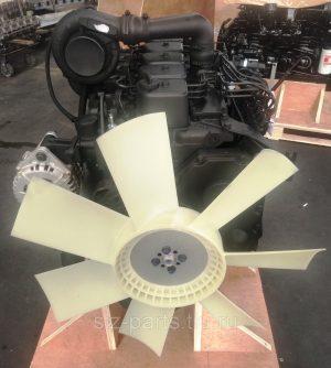 SAA6D102 Двигатель Komatsu PC200