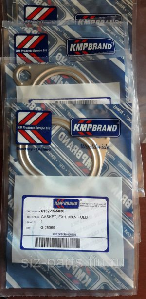 6152-15-5830 Прокладка выпускного коллектора Komatsu