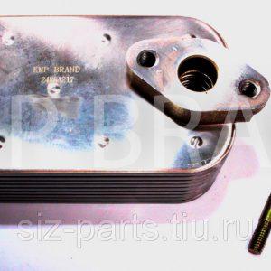 2486A217 Маслоохладитель (теплообменник)