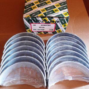 6150-29-8010 Вкладыши 0,25 коренные комплект