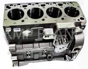 6731-21-1130 Блок цилиндров Komatsu 4D102