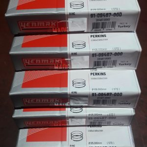UPRK0003 Кольца поршневые Perkins 1104