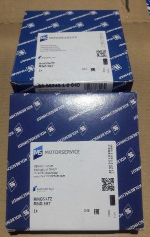 EA8094752, 8094752, 800074010040 Кольца поршневые Komatsu WB95S ремонтные +0,40мм