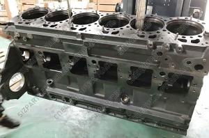 6154-21-1100 Блок цилиндров Komatsu PC400-7 / WA470-5 / D65EX-15 / SA6D125E-3