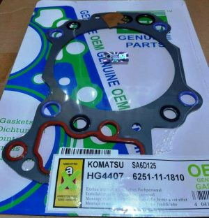 6251-11-1810 Прокладка ГБЦ SA6D125