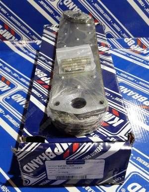600-651-1520 Маслоохладитель (теплообменник) S6D95L
