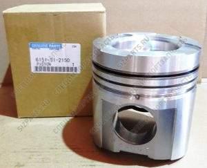 6151-31-2150 Поршень Komatsu D65E-12 / D65EX-12