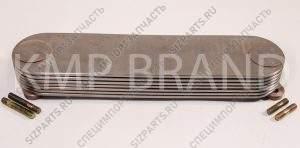 600-651-1550 Маслоохладитель Komatsu PC200-6