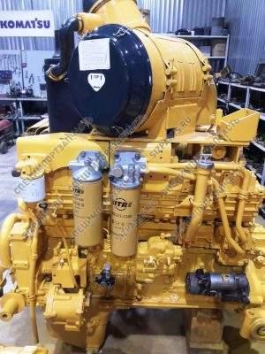 Двигатель Komatsu D275A-5D 6D140 (SDA6D140E-2) в сборе