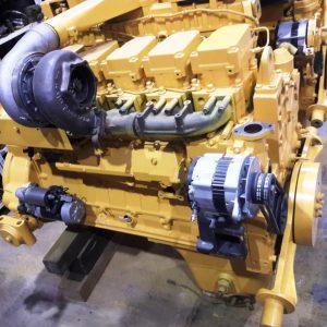 Двигатель Komatsu D275A-5 6D140 (SDA6D140E-2) в сборе