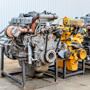 Прочие запчасти и б/у двигатели
