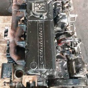 Двигатель Cummins QSC8.3 капремонт