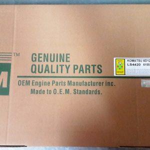 6155-K2-9900, 6155-К2-9900 Нижний набор прокладок Komats PC400-6