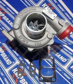 6207-81-8331, 6207-81-8330 Турбина (турбокомпрессор) Komatsu PC200-6