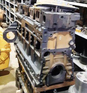 6151-22-1101, 6151-22-1100 Блок цилиндров б/у Komatsu D65PX-12, PC400-6