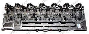 6742-01-0430 Головка блока цилиндров Komatsu S6D114E-1