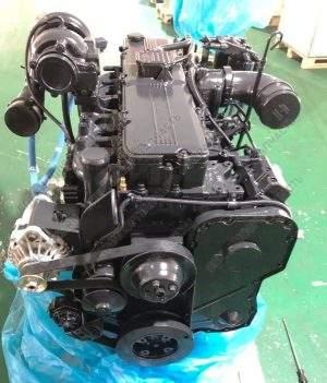 Двигатель Cummins QSC8.3