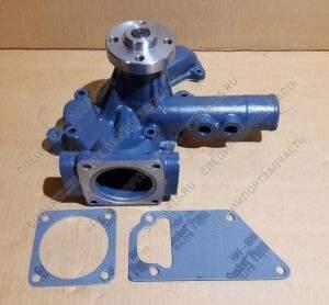 YM123900-42100 Помпа (Водяной насос) Komatsu WB93R-2, WB97R-2, WB97S-2