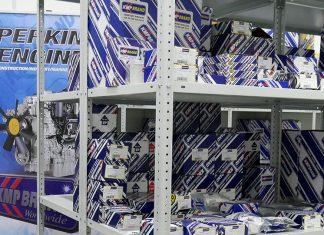 Новое поступление запчастей KMP Brand (Англия) на наш склад