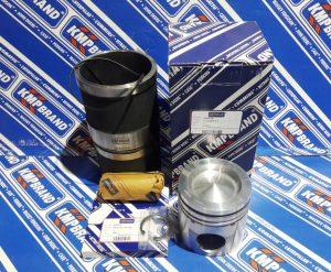 KMP6745, 6745-32-2100 Поршнекомплект с гильзой Komatsu PC300-8