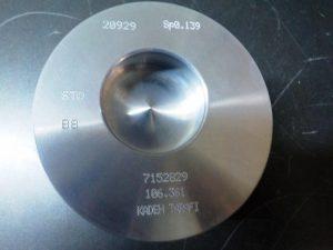7152829 Поршень Tumosan 4DT-41T
