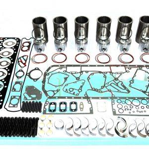 RE527834 Моторкомплект John Deere 6068H PowerTech (24 Valve)
