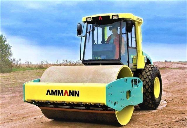 AMMANN ASC 150D