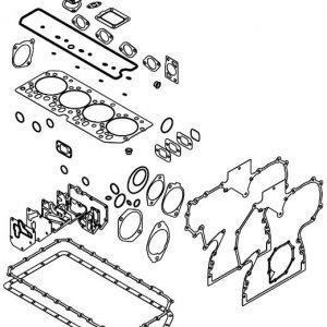 RE536962 Комплект прокладок John Deere 4045