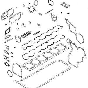RE527551, RE526258 Комплект прокладок John Deere 6081 PowerTech