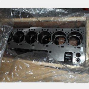 3971411 Блок цилиндров Cummins 6CT (2 термостата)