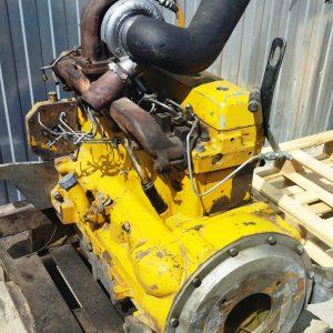 Двигатель John Deere 6068
