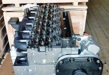 Сборка Лонг-блока для экскаватора Komatsu PC300-8MO