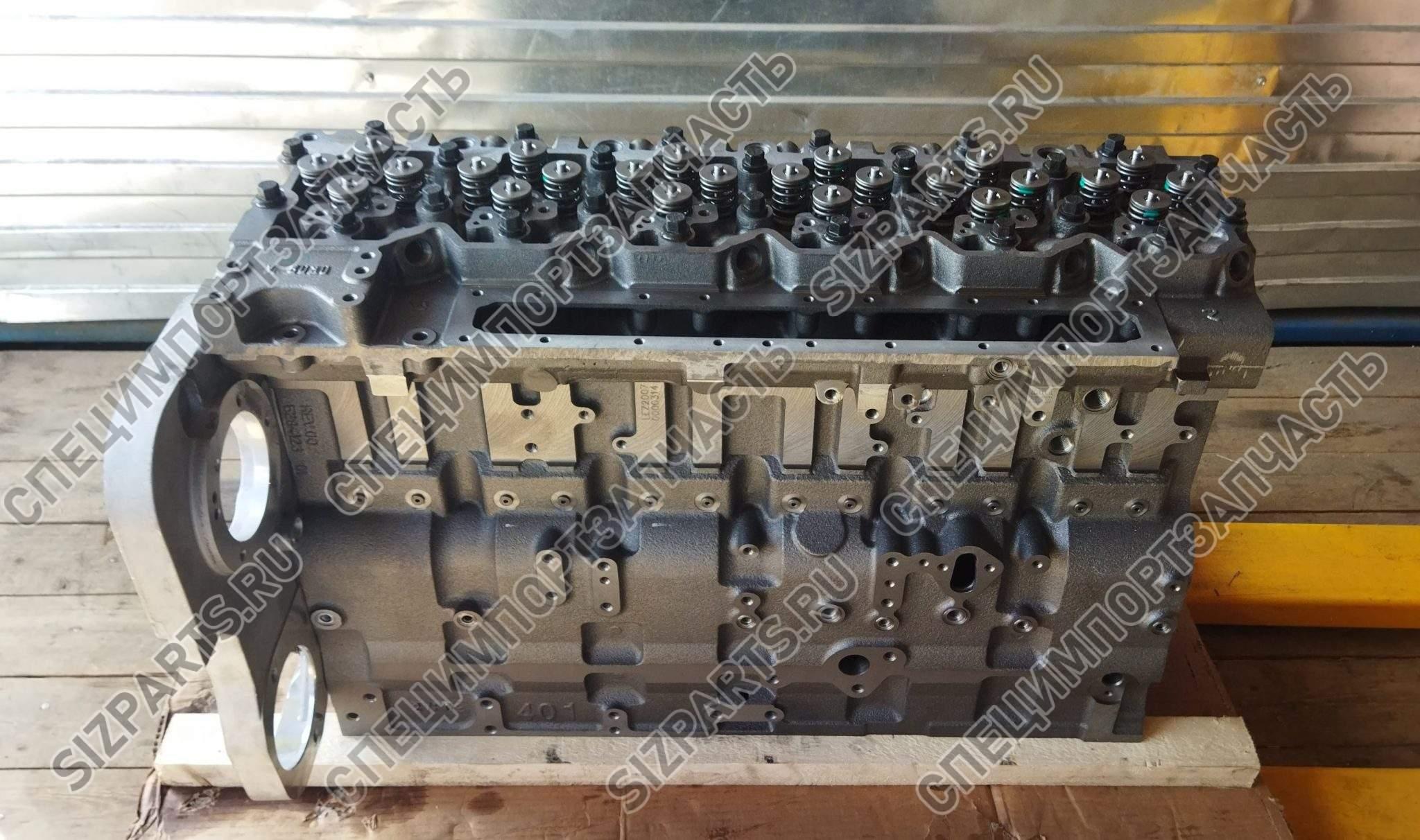 Cборка лонг-блока для экскаватора Komatsu PC300-8 (ЭО-4227) 1
