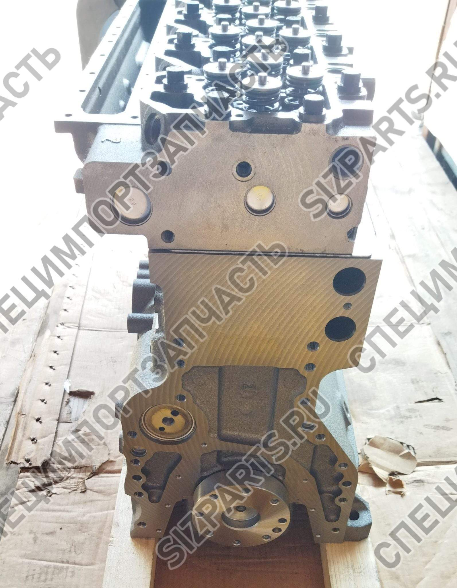 Cборка лонг-блока для экскаватора Komatsu PC300-8 (ЭО-4227) 6